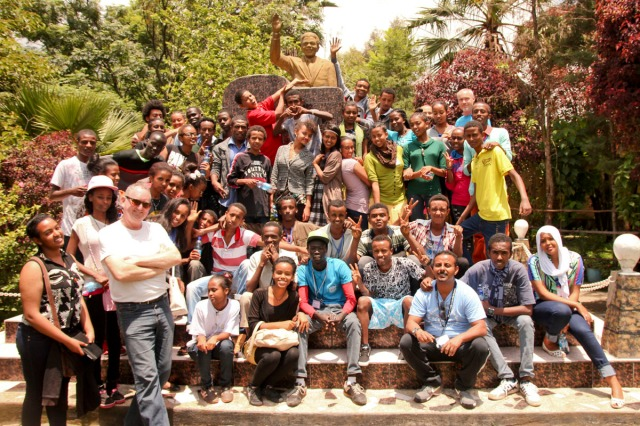 The 2014 YSEL-Ethiopia Crew